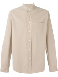 Soulland 'Helgeson' Shirt Nude And Neutrals