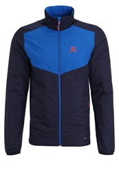 Salomon Drifter Mid Outdoor Jacket Big Blue Dark Blue
