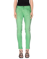 Etro Denim Denim Trousers Women Light Green