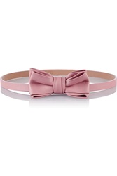 Red Valentino Leather Belt Pink