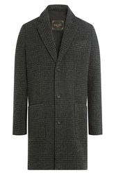 Palto Fleece Wool Coat Grey