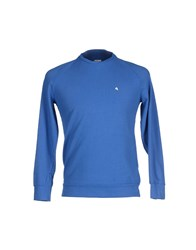 Cycle Topwear Sweatshirts Men Blue