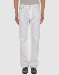 Dkny Jeans Casual Pants White