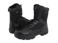 Bates Footwear 8 Tactical Sport Composite Toe Side Zip Black Men's Work Boots