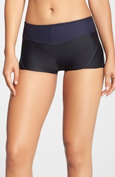 Zella Swim Shorts Black
