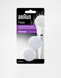 Braun Face Cleansing Refills Facerefills