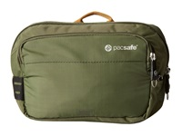 Pacsafe Venturesafe 100 Gii Anti Theft Hip Pack Olive Khaki Day Pack Bags