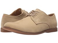 Sebago Norwich Oxford Taupe Nubuck Men's Lace Up Casual Shoes