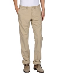 Polo Jeans Company Trousers Casual Trousers Men Beige