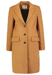 Selected Femme Sfconstract Classic Coat Chipmunk Light Brown
