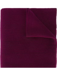 Polo Ralph Lauren Ribbed Knit Scarf