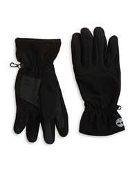 Timberland Mid Weight Commuter Gloves Black