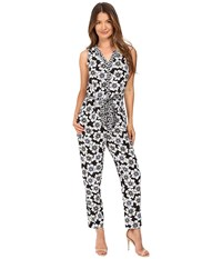 Kate Spade Hollyhock Jumpsuit Black Women's Jumpsuit And Rompers One Piece