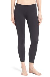 Women's Hue 'Cool Temp' Capris Black