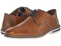 Rieker B1422 Diego 22 Toffee Royal Zimt Men's Shoes Brown