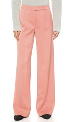 O'2nd Muse 2 Wide Leg Trousers Coral Dream