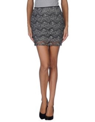 Cycle Mini Skirts Grey