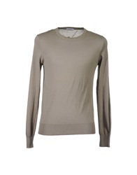 Kaos Crewneck Sweaters Military Green