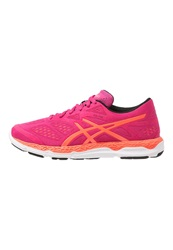 Asics 33Fa Lightweight Running Shoes Pink Glow Flash Coral Carbon