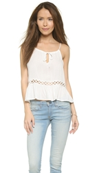 Liv Perry Camisole Ivory