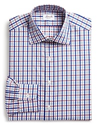 Hamilton Check Oxford Dress Shirt Classic Fit Bloomingdale's Exclusive