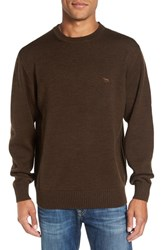Rodd And Gunn Men's 'Gibbston Bay' Merino Wool Crewneck Sweater