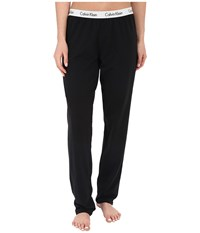 Calvin Klein Underwear Shift Lounge Pants Black Women's Pajama