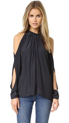 Ramy Brook Milan Top Black
