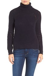 Joe's Jeans Women's Ribbed Turtleneck Sweater
