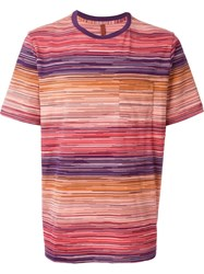Missoni Digital Print T Shirt Multicolour