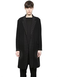 Damir Doma Layered Wool Coat And Vest