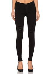 James Jeans Twiggy Dancer Black Flex Destructed