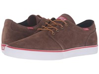 Circa Drifter Brown White Men's Skate Shoes