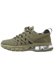 Nike Performance Fingertrap Max Sports Shoes Medium Olive Sequoia Black