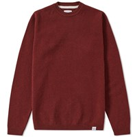 Norse Projects Sigfred Solid Lambswool Knit