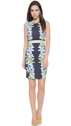 Emma Cook Abbie Dress Blue Magnolia
