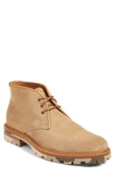 Aquatalia By Marvin K Men's Aquatalia 'Jeffrey' Chukka Boot Tan Suede