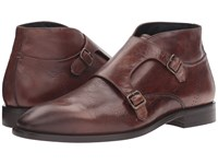 Bacco Bucci Ibarra Brown Men's Shoes