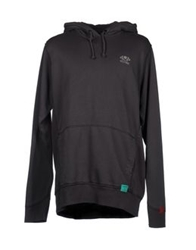 Replay Hooded Sweatshirts Lead