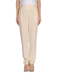 Suncoo Casual Pants Ivory
