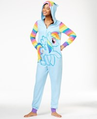 Briefly Stated My Little Pony Hooded Jumpsuit