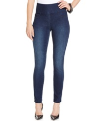Dkny Jeans Jeggings Deep Sea Wash