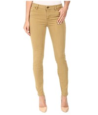 Liverpool Aiden Skinny In Dull Gold Dull Gold Women's Jeans