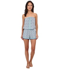 Soft Joie Gidget B Romper Peacoat Women's Jumpsuit And Rompers One Piece Blue