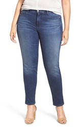 Nydj Plus Size Women's 'Alina' Stretch Skinny Jeans