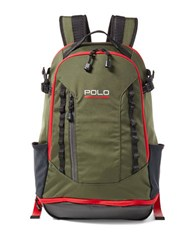 Polo Ralph Lauren Sport Backpack Deep Loden