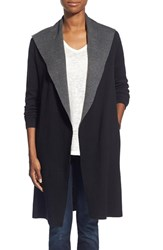 Women's Fever Shawl Collar Sweater Coat