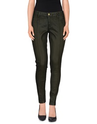 Michael Kors Denim Pants Dark Green