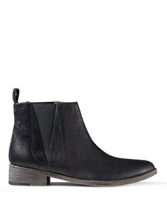 Jigsaw Hetti Casual Chelsea Boot Black