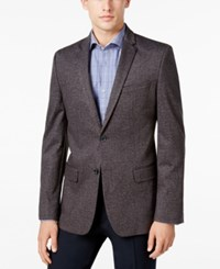 Calvin Klein Men's Slim Fit Blazer Cavern Rock